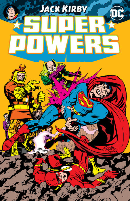 Super Powers by Jack Kirby
