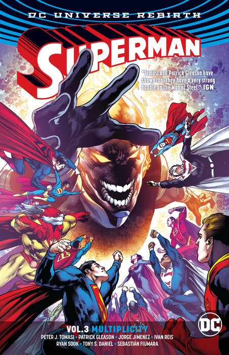 Superman Vol. 3: Multiplicity (Rebirth)