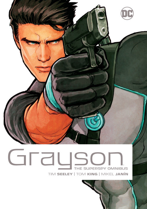 Grayson: The Superspy Omnibus