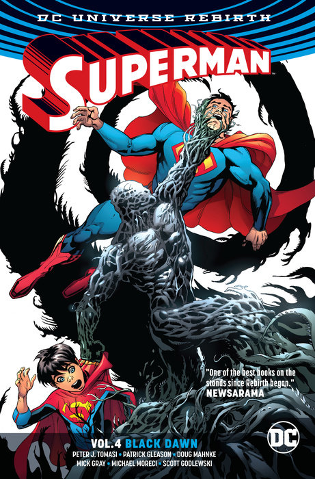 Superman Vol. 4: Black Dawn (Rebirth)