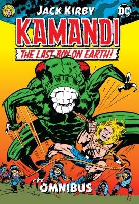 Jack Kirby's Kamandi Omnibus