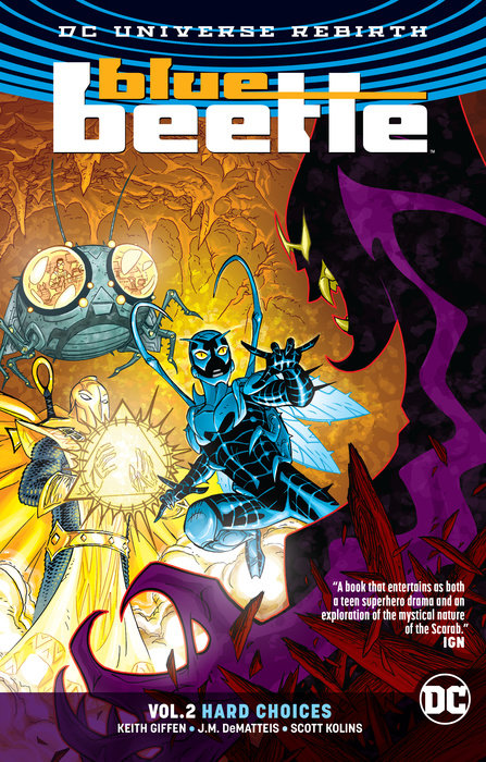 Blue Beetle Vol. 2: Hard Choices (Rebirth)