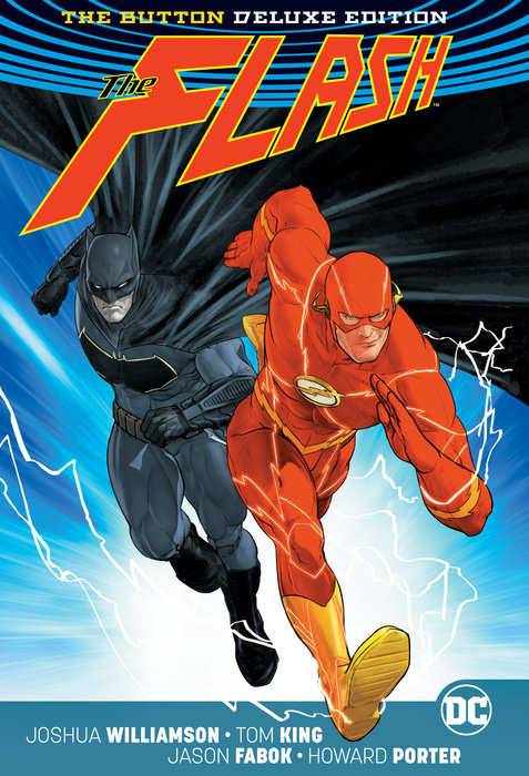 Batman/The Flash: The Button Deluxe Edition (International Version)