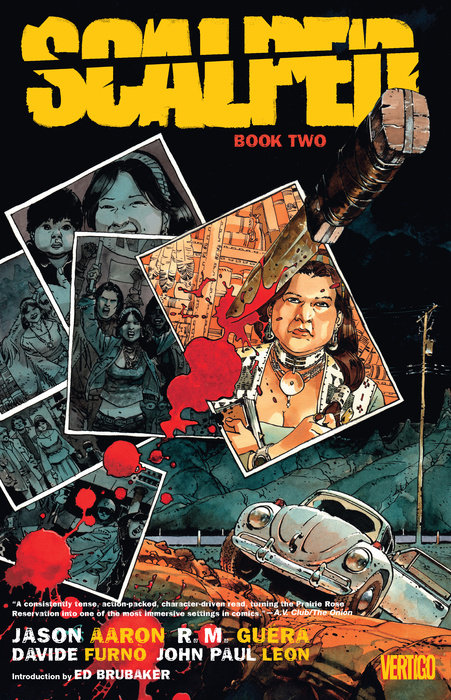 Scalped Book Two