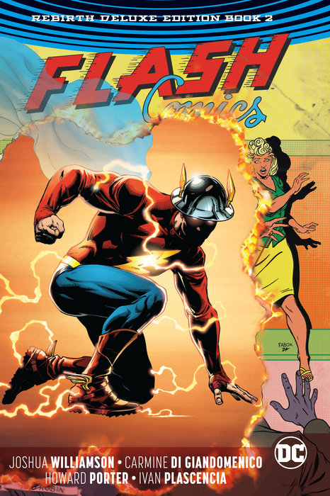 The Flash: The Rebirth Deluxe Edition Book 2