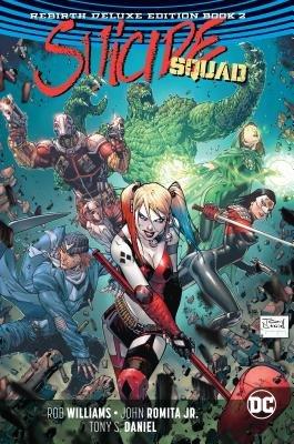 Suicide Squad: The Rebirth Deluxe Edition Book 2