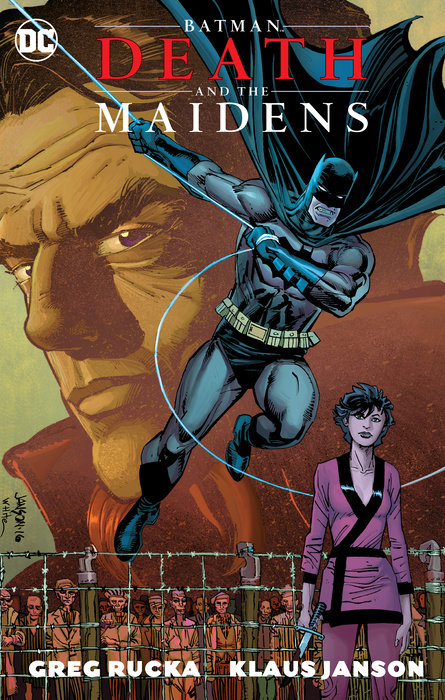 Batman: Death & the Maidens (New Edition)