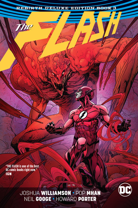 The Flash: The Rebirth Deluxe Edition Book 3