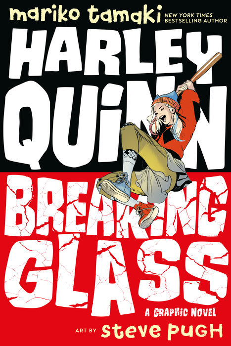 Harley Quinn: Breaking Glass