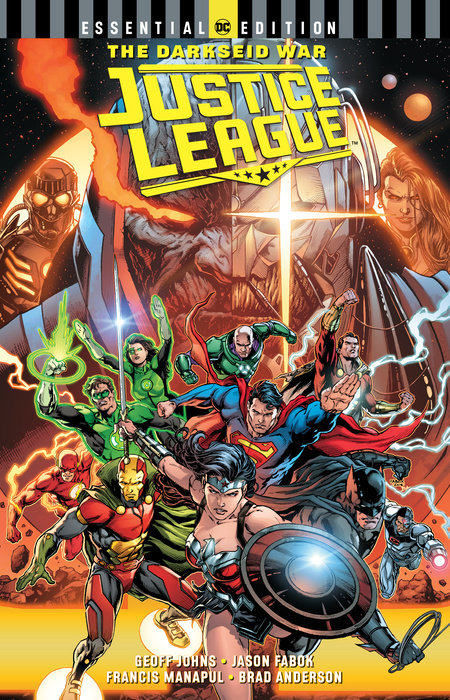 Justice League: The Darkseid War (Essential Edition)