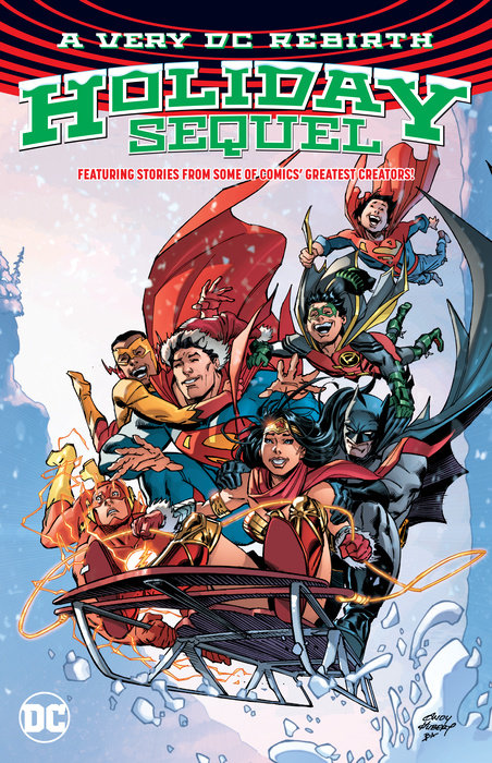 A Very DC Holiday Sequel
