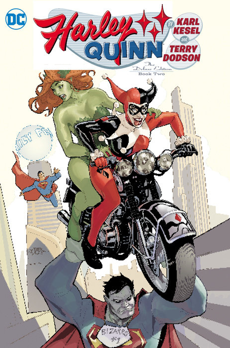 Harley Quinn by Karl Kesel & Terry Dodson: The Deluxe Edition Book Two