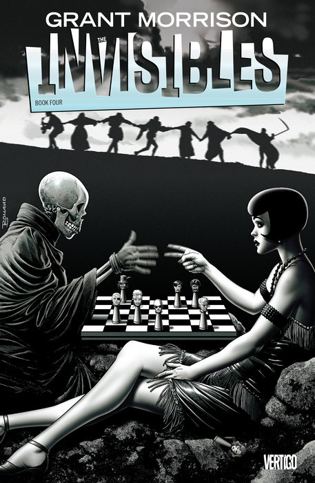 The Invisibles Book Four