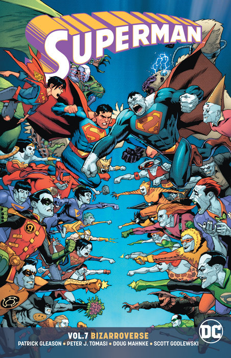 Superman Vol. 7: Bizarroverse
