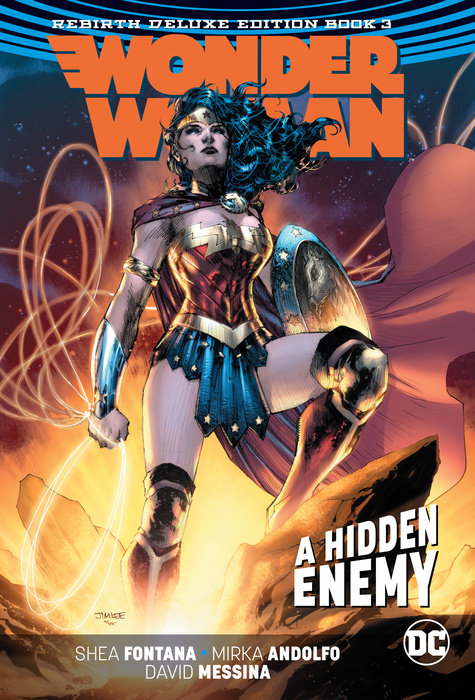 Wonder Woman: The Rebirth Deluxe Edition Book Three