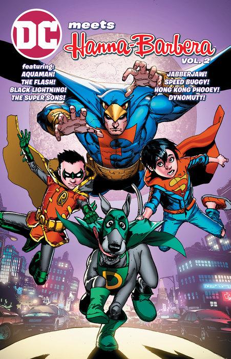 DC Meets Hanna Barbera Vol. 2