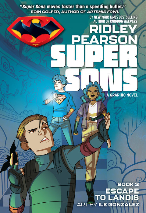 Super Sons: Escape to Landis