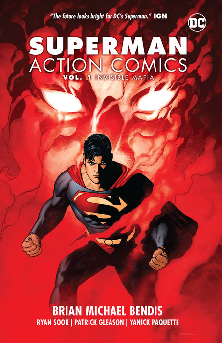 Superman: Action Comics Vol. 1: Invisible Mafia