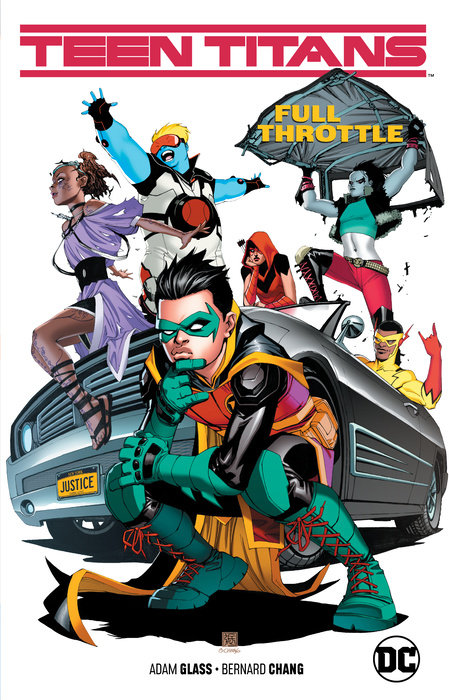 Teen Titans Vol. 1: Full Throttle