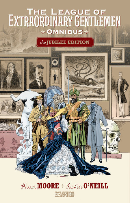 The League of Extraordinary Gentlemen: The Jubilee Edition