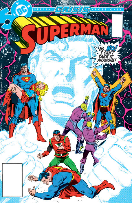 Crisis on Infinite Earths Companion Deluxe Edition Vol. 2
