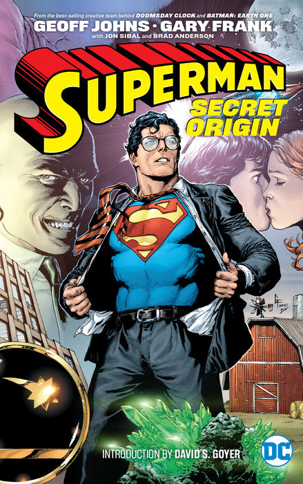 Superman: Secret Origin (New Edition)
