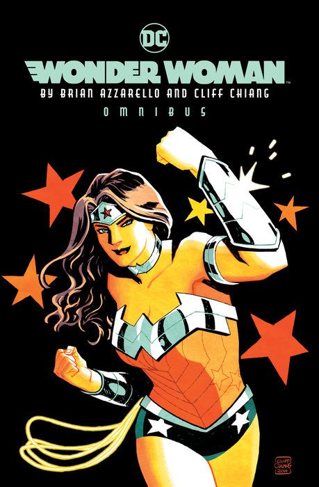 Wonder Woman by Brian Azzarello & Cliff Chiang Omnibus