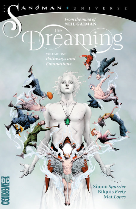The Dreaming Vol. 1: Pathways and Emanations (The Sandman Universe)