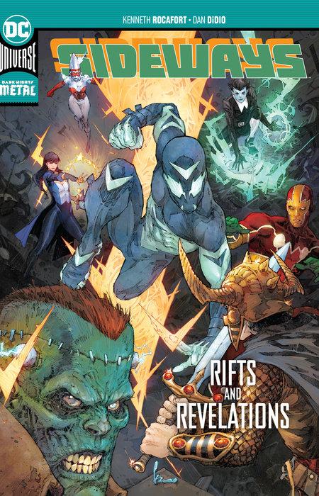 Sideways Vol. 2: Rifts and Revelations