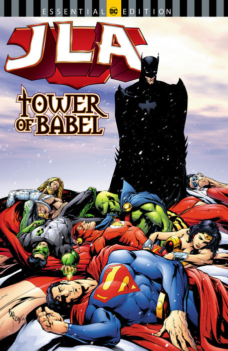 JLA: Tower of Babel (DC Essential Edition)