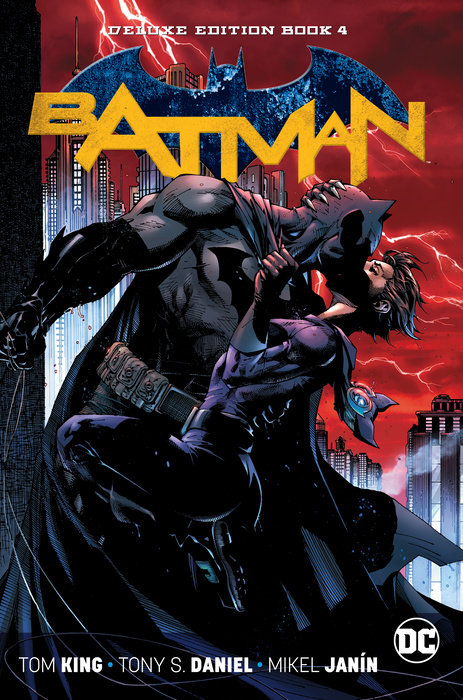 Batman: The Deluxe Edition Book 4