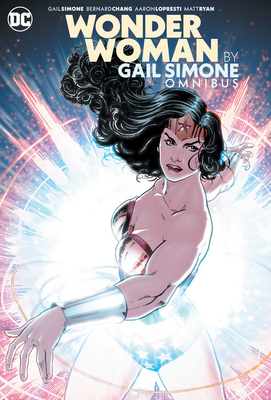 Wonder Woman by Gail Simone Omnibus