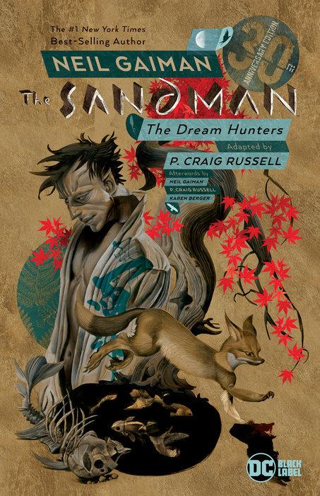 Sandman: Dream Hunters 30th Anniversary Edition (P. Craig Russell)