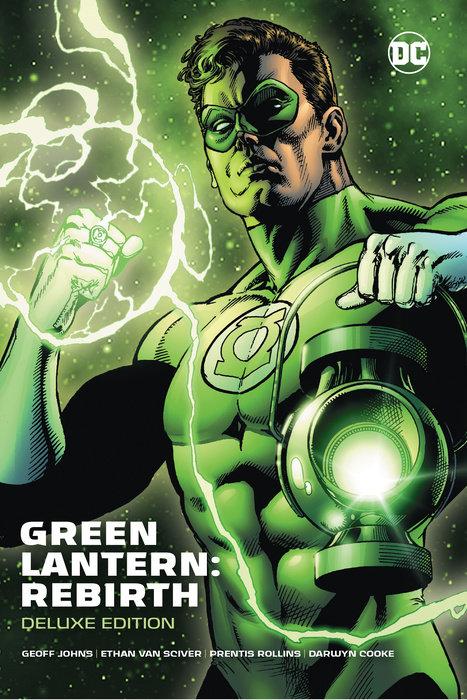 Green Lantern: Rebirth Deluxe Edition