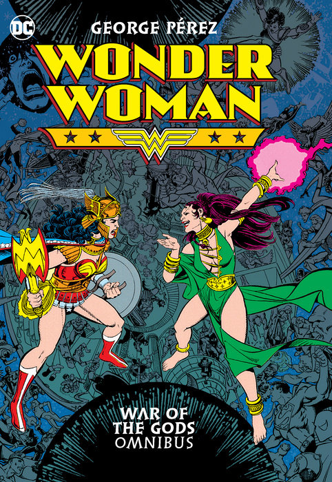 Wonder Woman: War of the Gods Omnibus