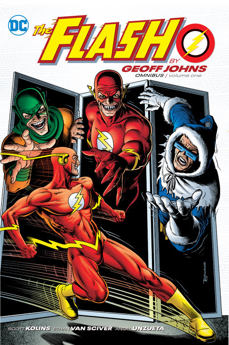 The Flash by Geoff Johns Omnibus Vol. 1