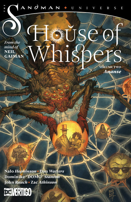The House of Whispers Vol. 2 (The Sandman Universe): Anansi