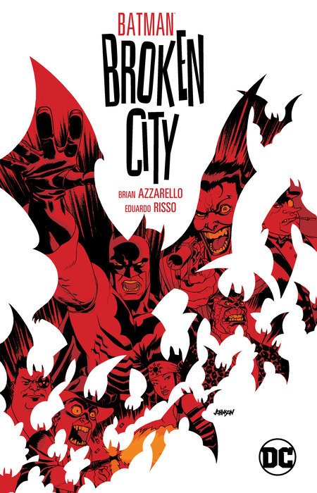 Batman: Broken City New Edition