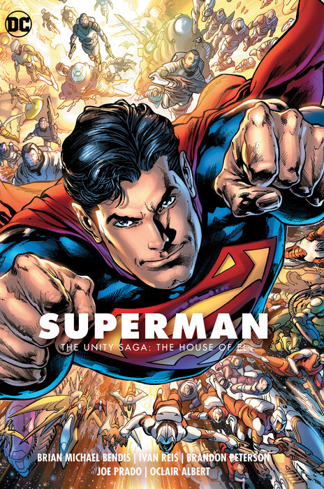 Superman Vol. 2: The Unity Saga: The House of El