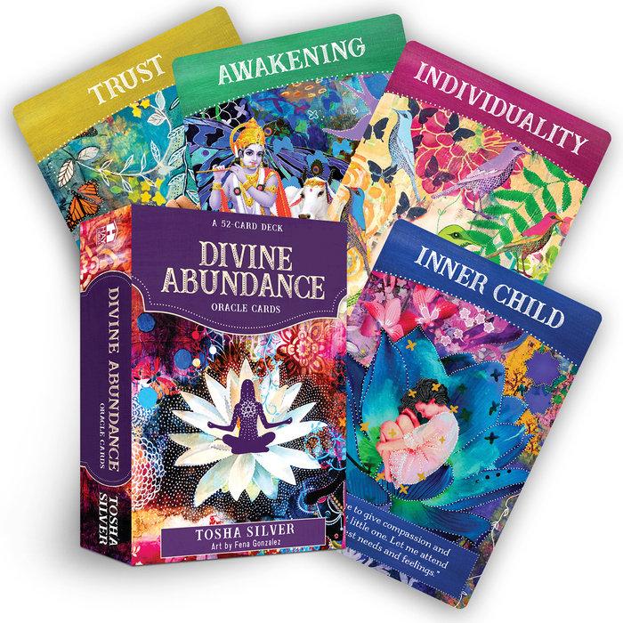 Divine Abundance Oracle Cards