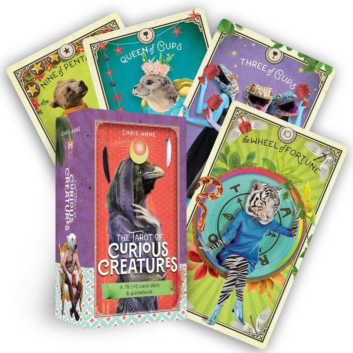 The Tarot of Curious Creatures