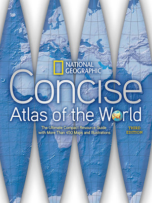 National Geographic Concise Atlas of the World, Third Edition