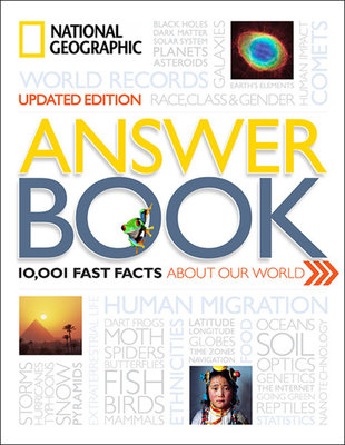 National Geographic Answer Book, Updated Edition