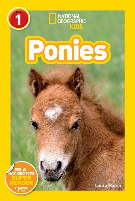 National Geographic Readers: Ponies
