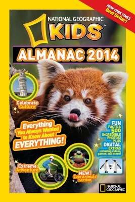 National Geographic Kids Almanac 2014, International Edition