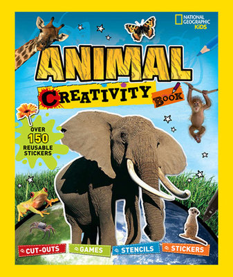 National Geographic Kids: Animal Creativity Book