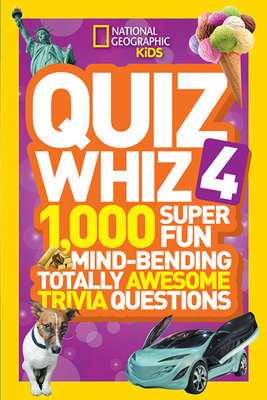 National Geographic Kids Quiz Whiz 4