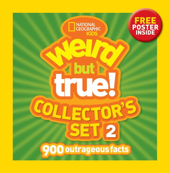 Weird But True Collector's Set (Boxed Set)