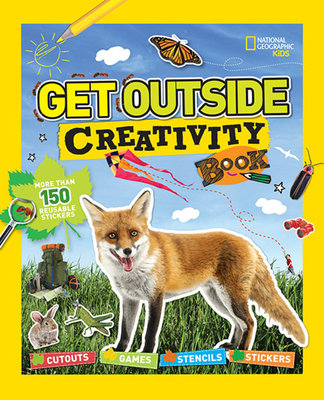 Get Outside Creativity Book