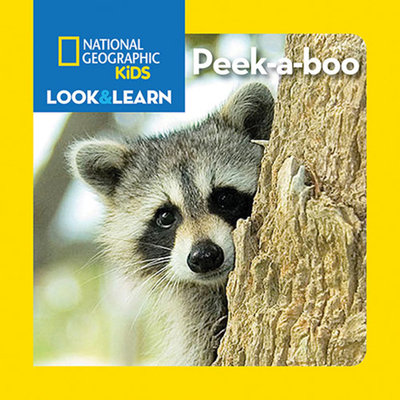 National Geographic Kids Look and Learn: Peek-a-boo